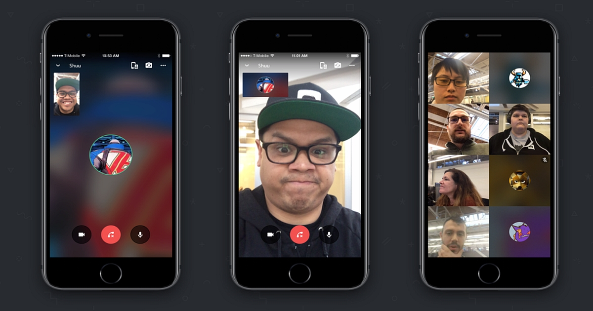 Discord Video Call on Mobile & PC 1